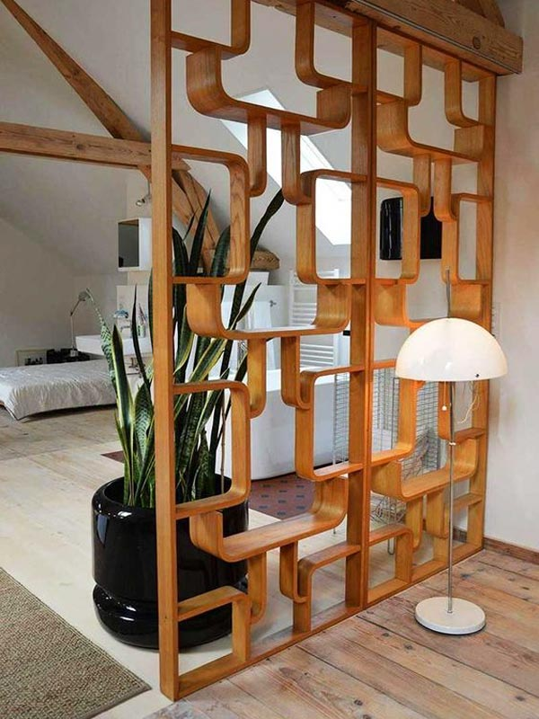 Inspirasi Desain Partisi Ruangan