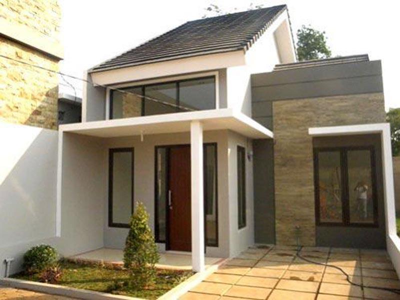 10 Gambar Desain Rumah Minimalis 1 Lantai Terbaru Banyak Dicari Pasangan Muda Rumah123 Com