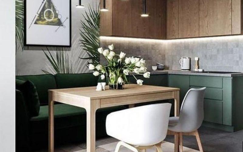 desain dapur dan ruang makan minimalis