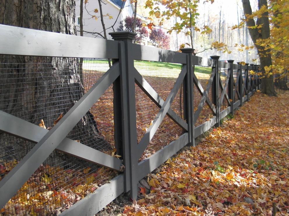 pagar rumah farmhouse 2