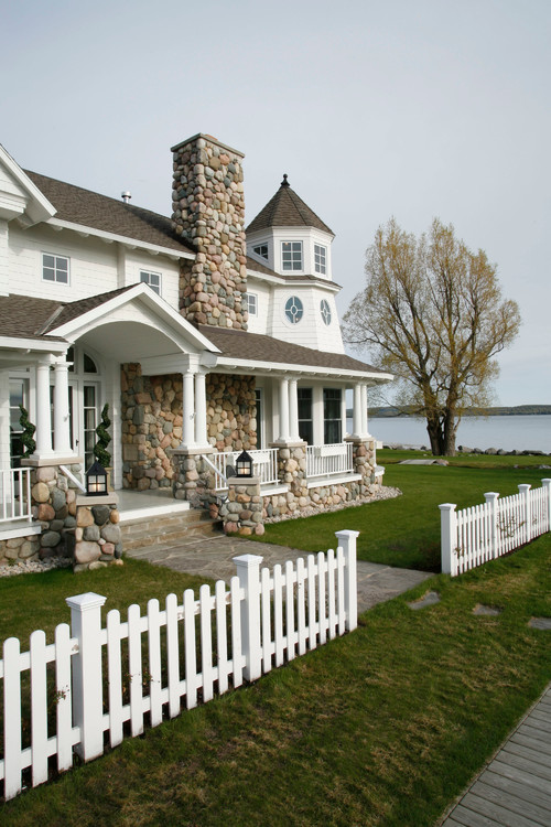 pagar rumah farmhouse 1