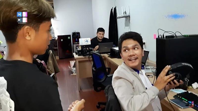 Kantor Baru Ruben Onsu