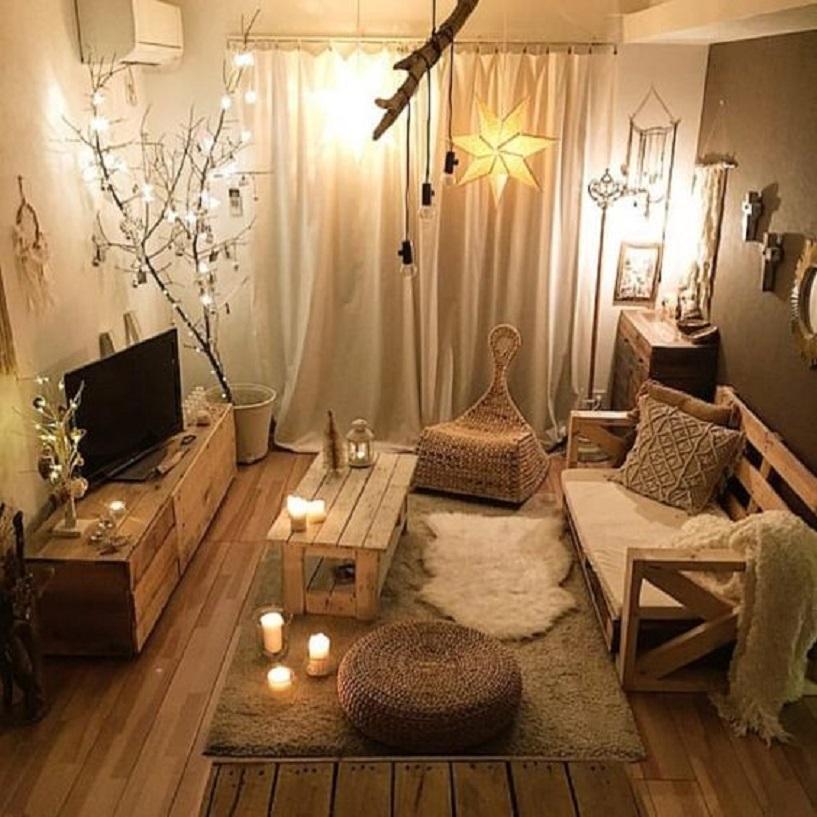 ruang keluarga a la korea 2