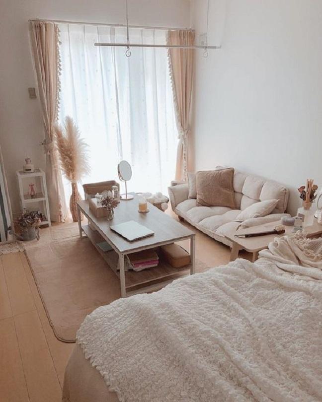 ruang keluarga a la korea 3