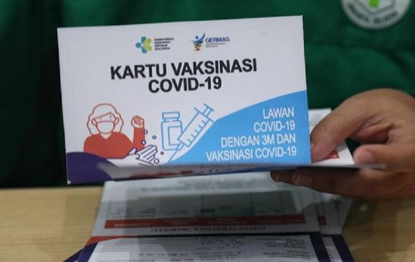 sertifikat vaksin covid 19