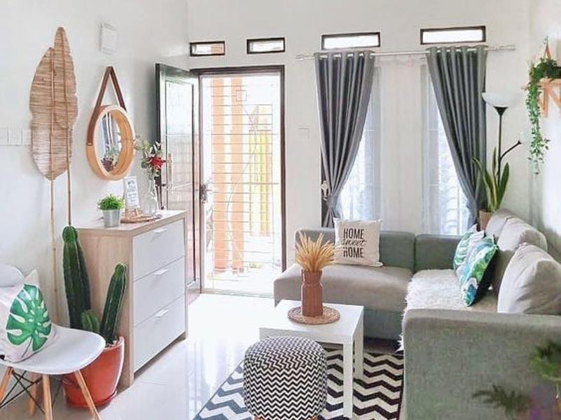 cara menyimpan barang di rumah minimalis