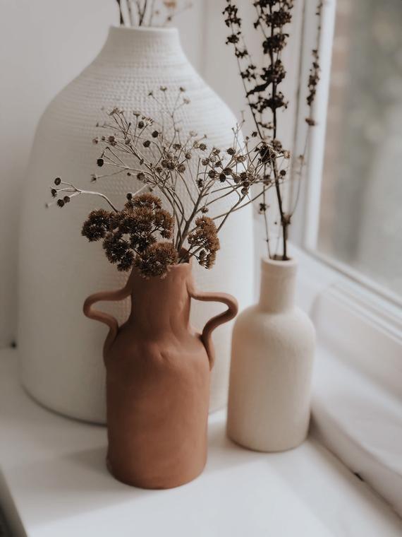 vas bunga tanah liat 2