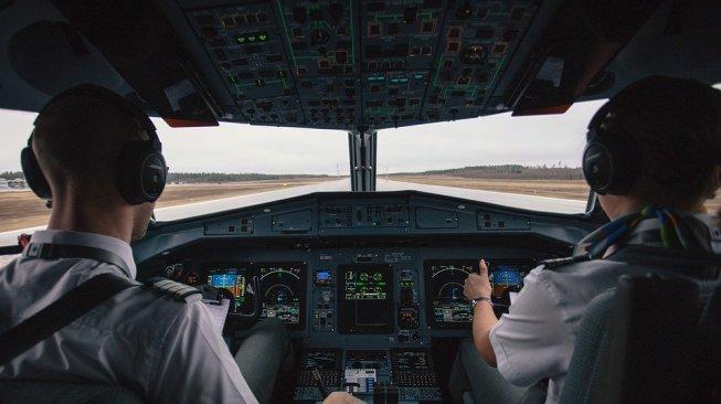 gaji pilot 1