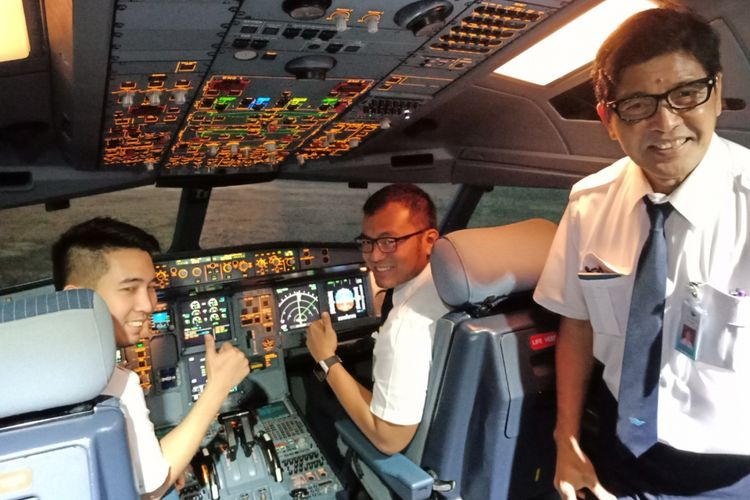 pilot indonesia