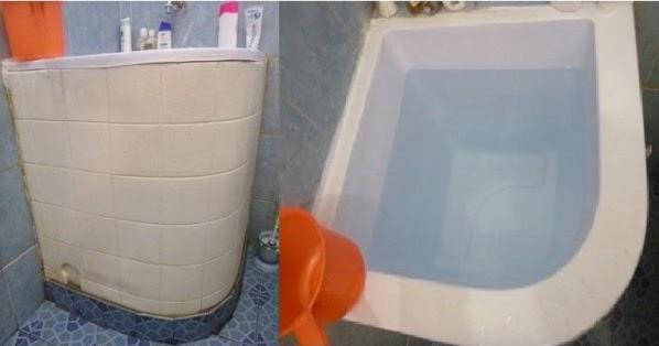 bak kamar mandi bocor
