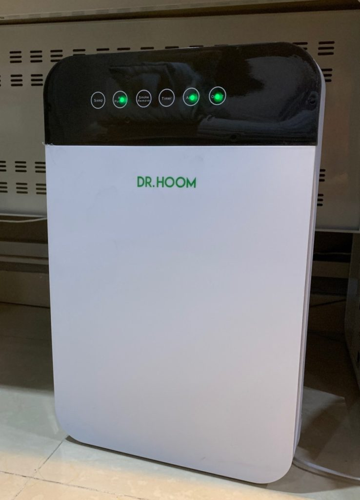 Air purifier terbaik 5