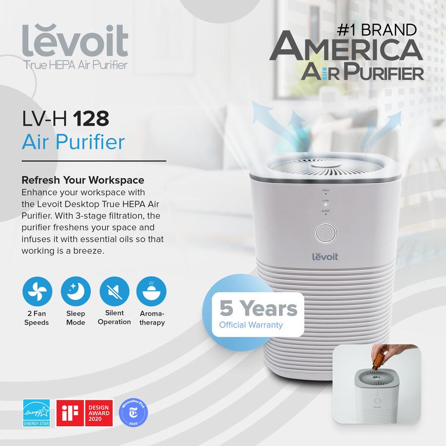Air purifier terbaik 4