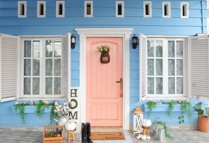 rumah ala farmhouse minimalis