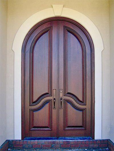 pintu rumah minimalis 2 pintu terbaik 7