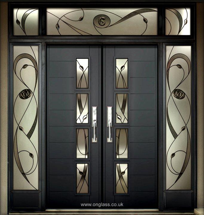 pintu rumah minimalis 2 pintu terbaik 4