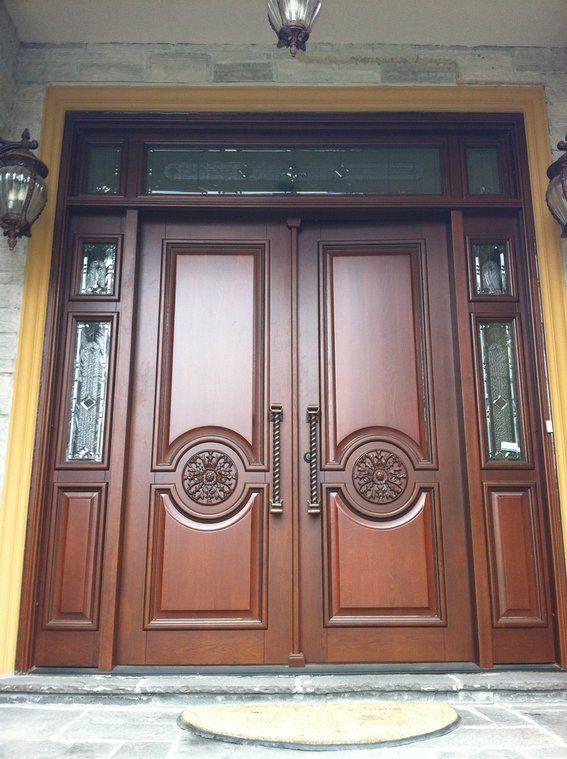 pintu rumah minimalis 2 pintu terbaik 3