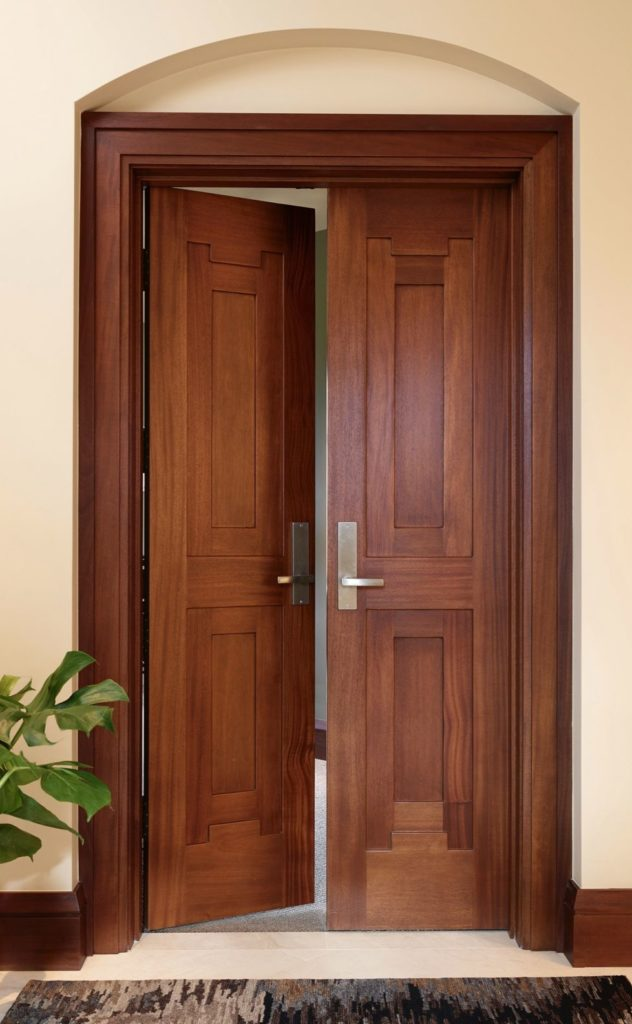 pintu rumah minimalis 2 pintu terbaik 2