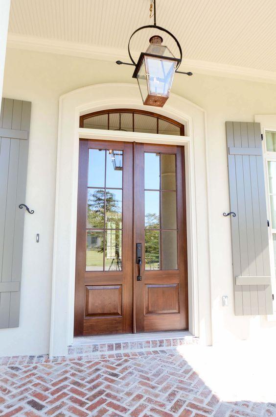 pintu rumah minimalis 2 pintu terbaik 1