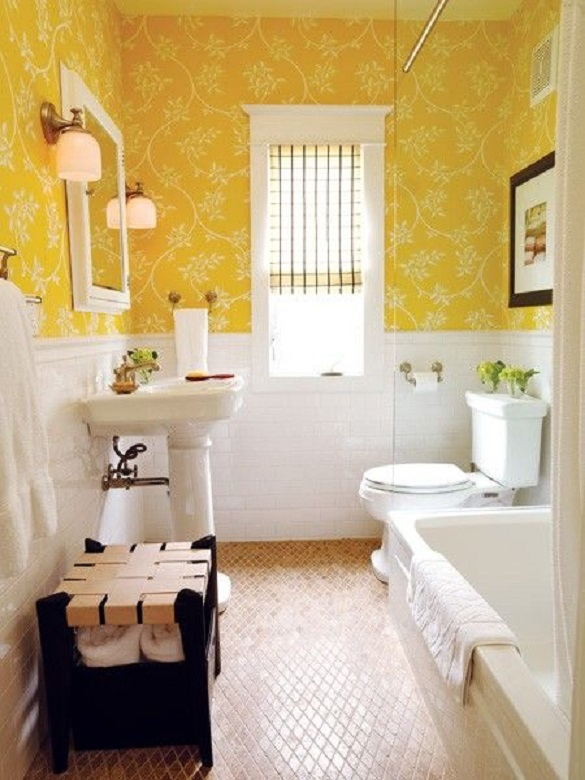 Desain kamar mandi minimalis 8