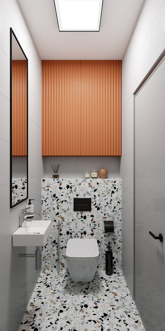 Desain kamar mandi minimalis 6