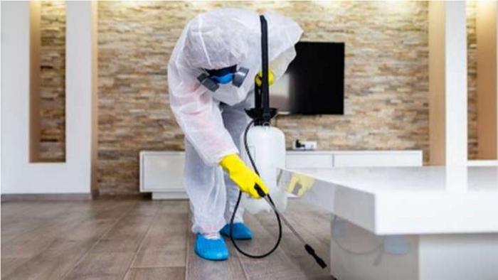 cara membersihkan rumah isoman covid 9