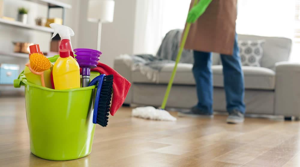 cara membersihkan rumah isoman covid 3