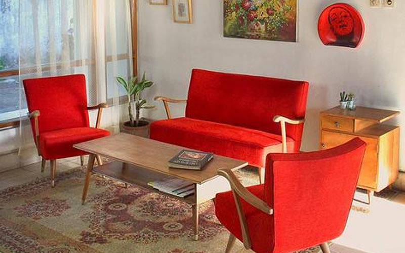 desain interior ruang tamu