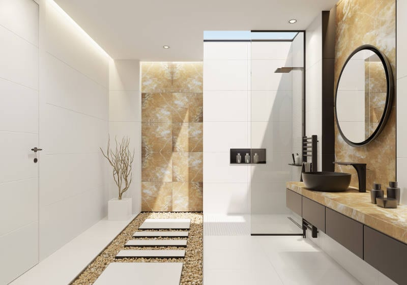 Desain interior rumah minimalis zodiak 8