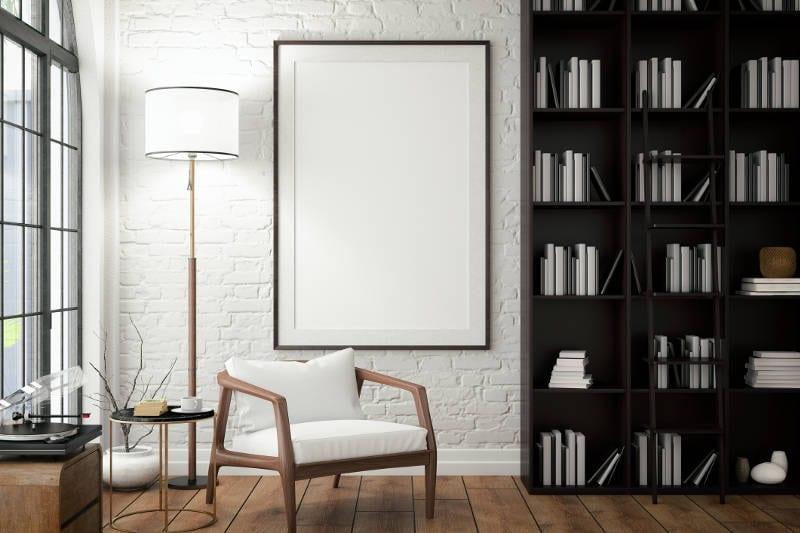 Desain interior rumah minimalis zodiak 7