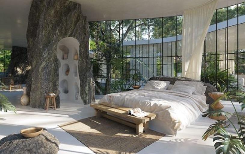 desain interior rumah unik