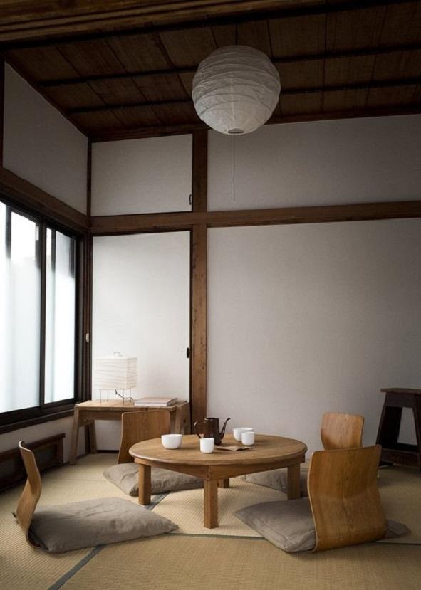 ruang makan japandi 8