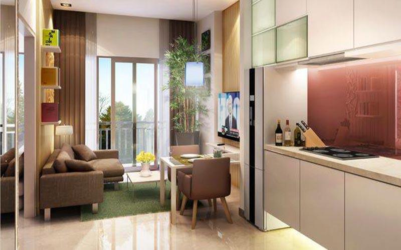 apartemen 1 bedroom