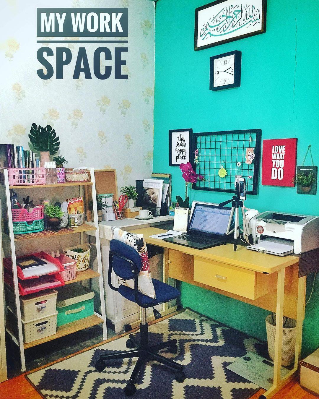 Ruang Kerja Minimalis_2