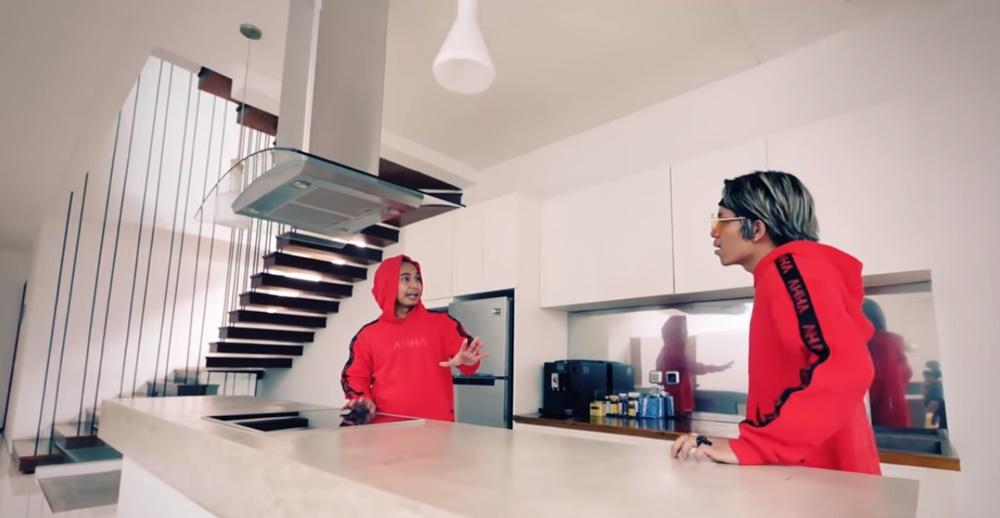 dapur raditya dika