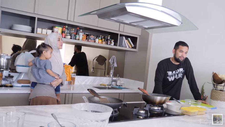 dapur shireen sungkar