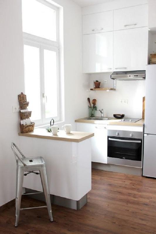 desain dapur minimalis a la korea 1