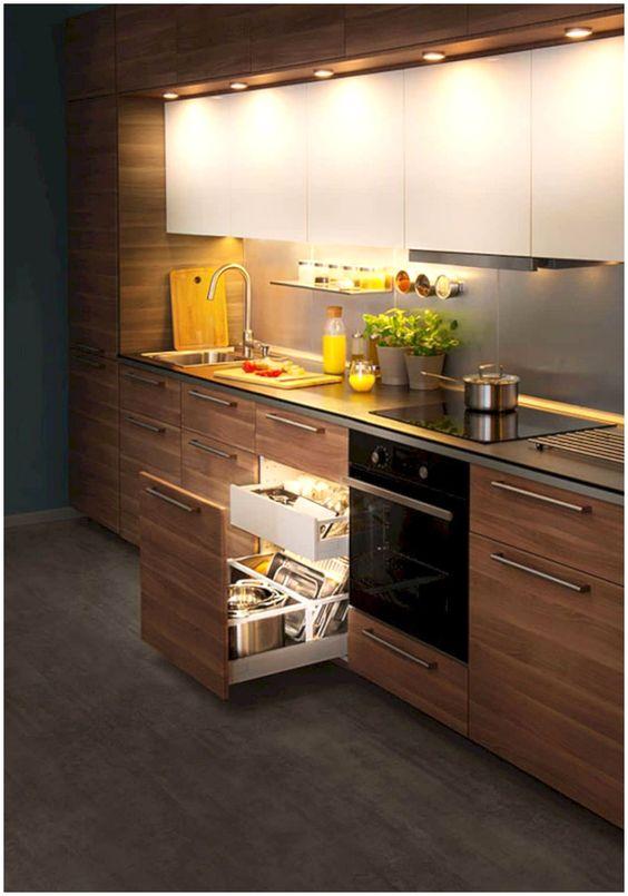 desain dapur minimalis a la korea 2