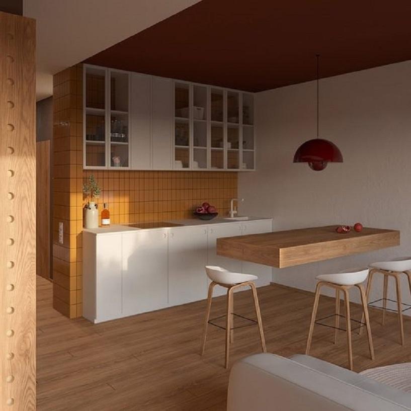 desain dapur minimalis a la korea 3