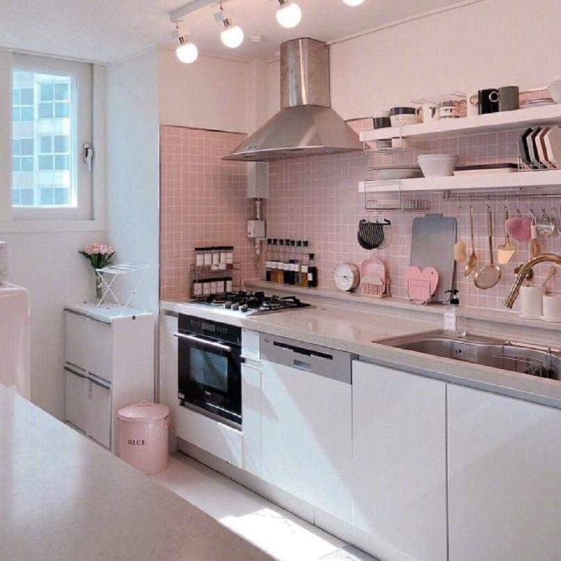 desain dapur minimalis a la korea 9
