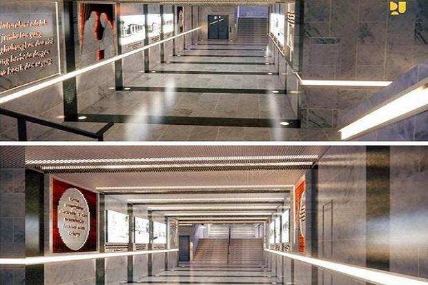 terowongan silaturahmi istiqlal katedral
