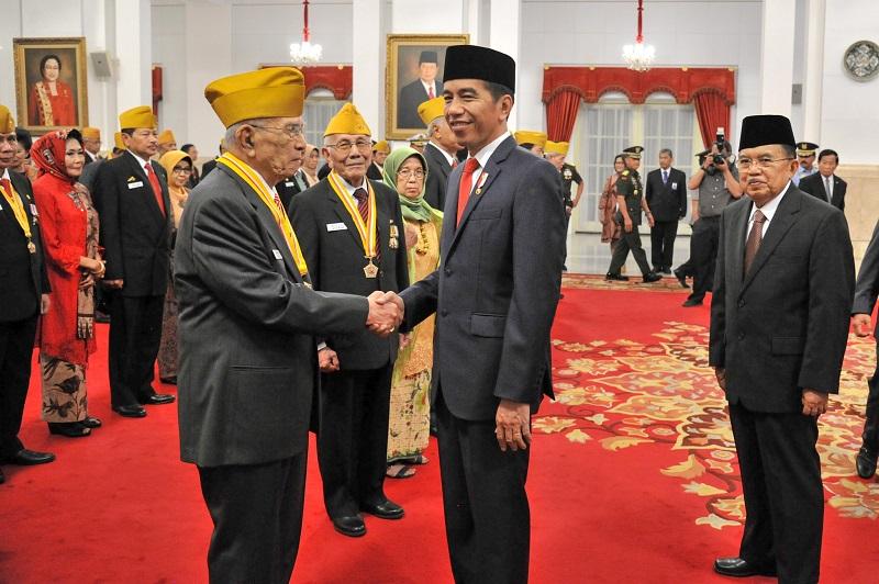 Gaji presiden jokowi 2