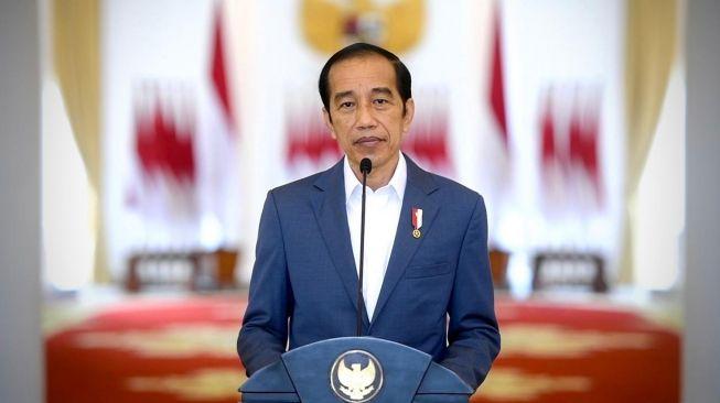 Gaji presiden jokowi 1