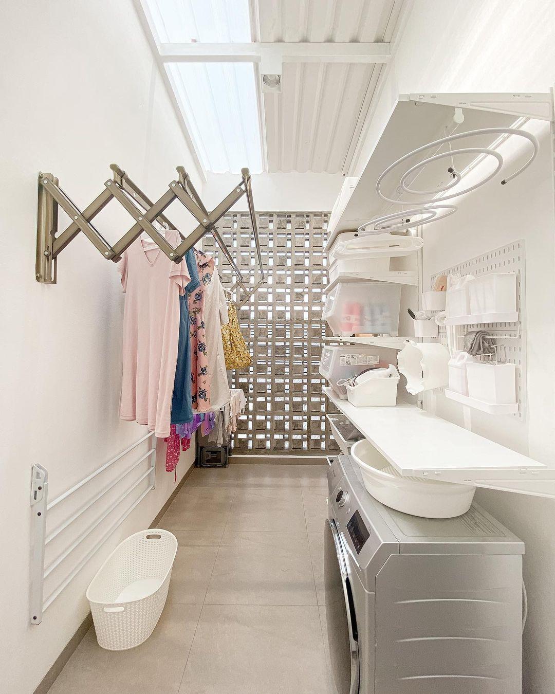 ruang cuci dan jemur 9