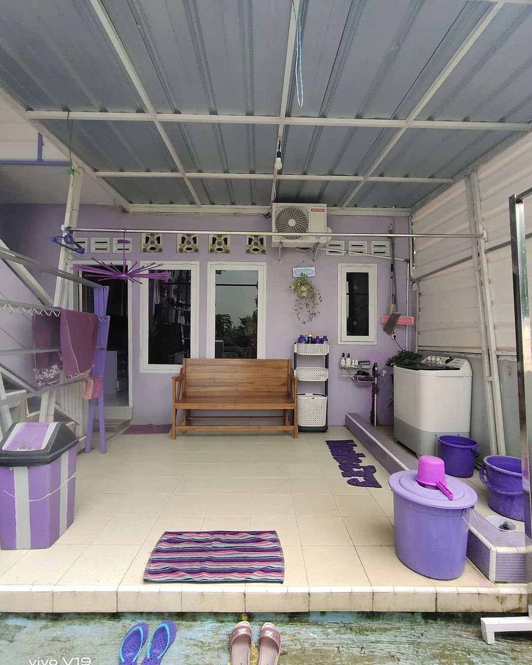 Ruang cuci dan jemur 2