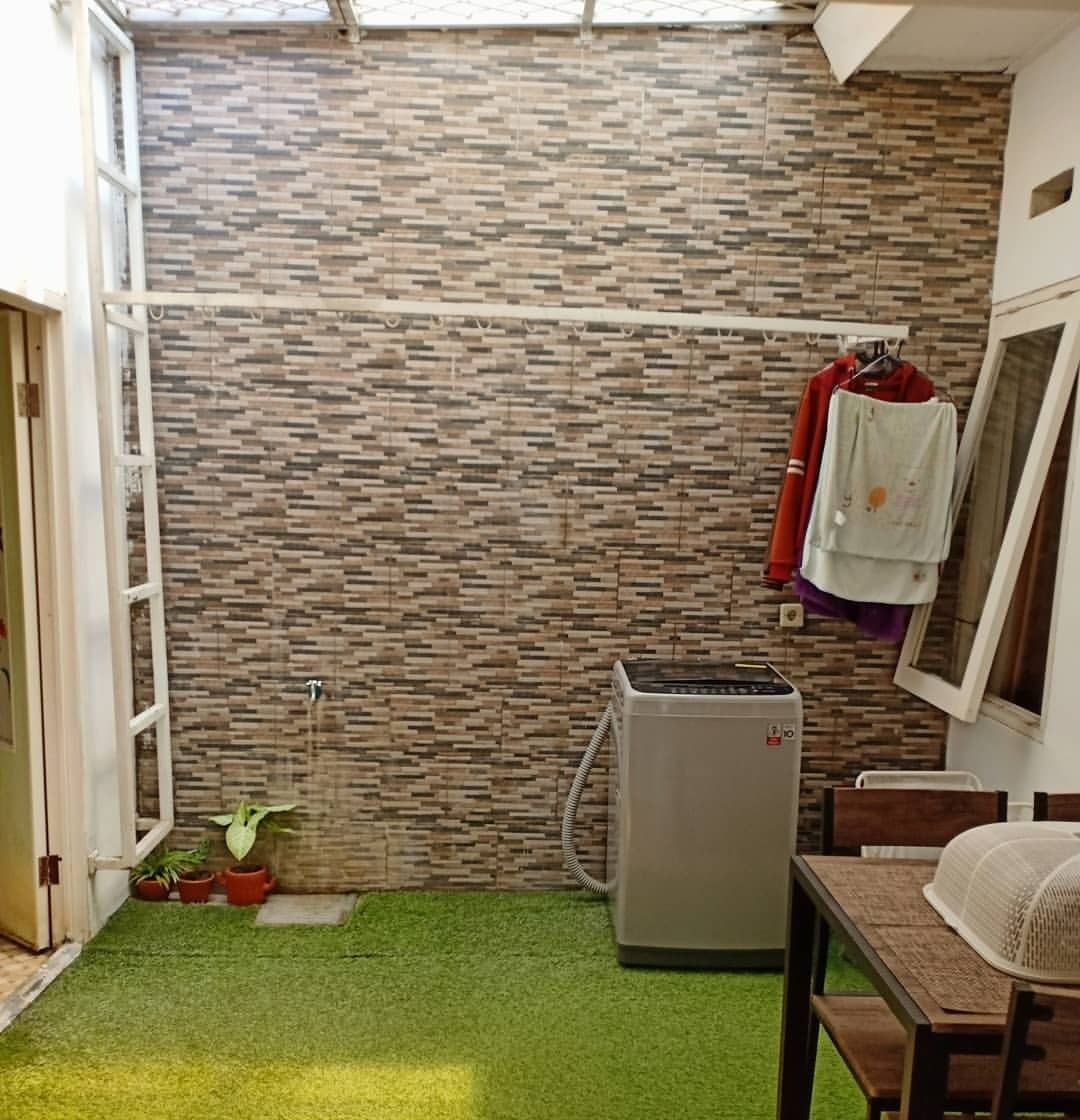 Ruang cuci dan jemur 1