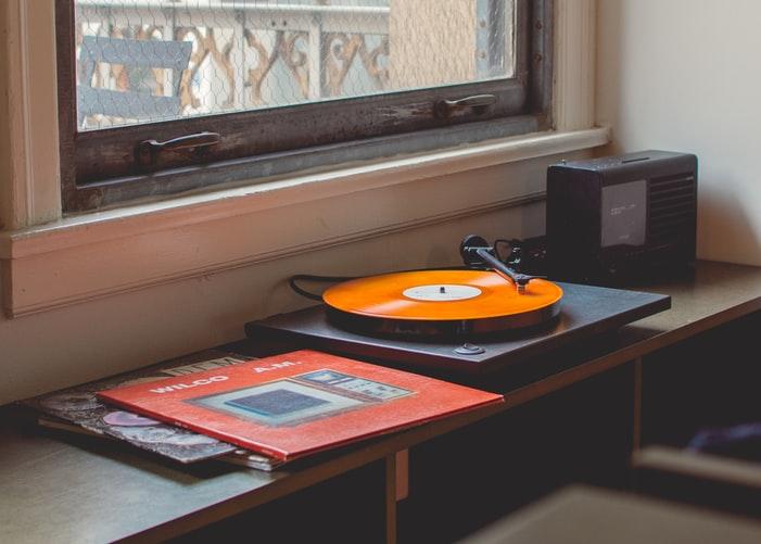 Musik di Vinyl
