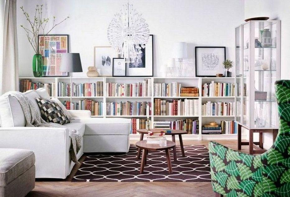 Ruang Baca di Rumah