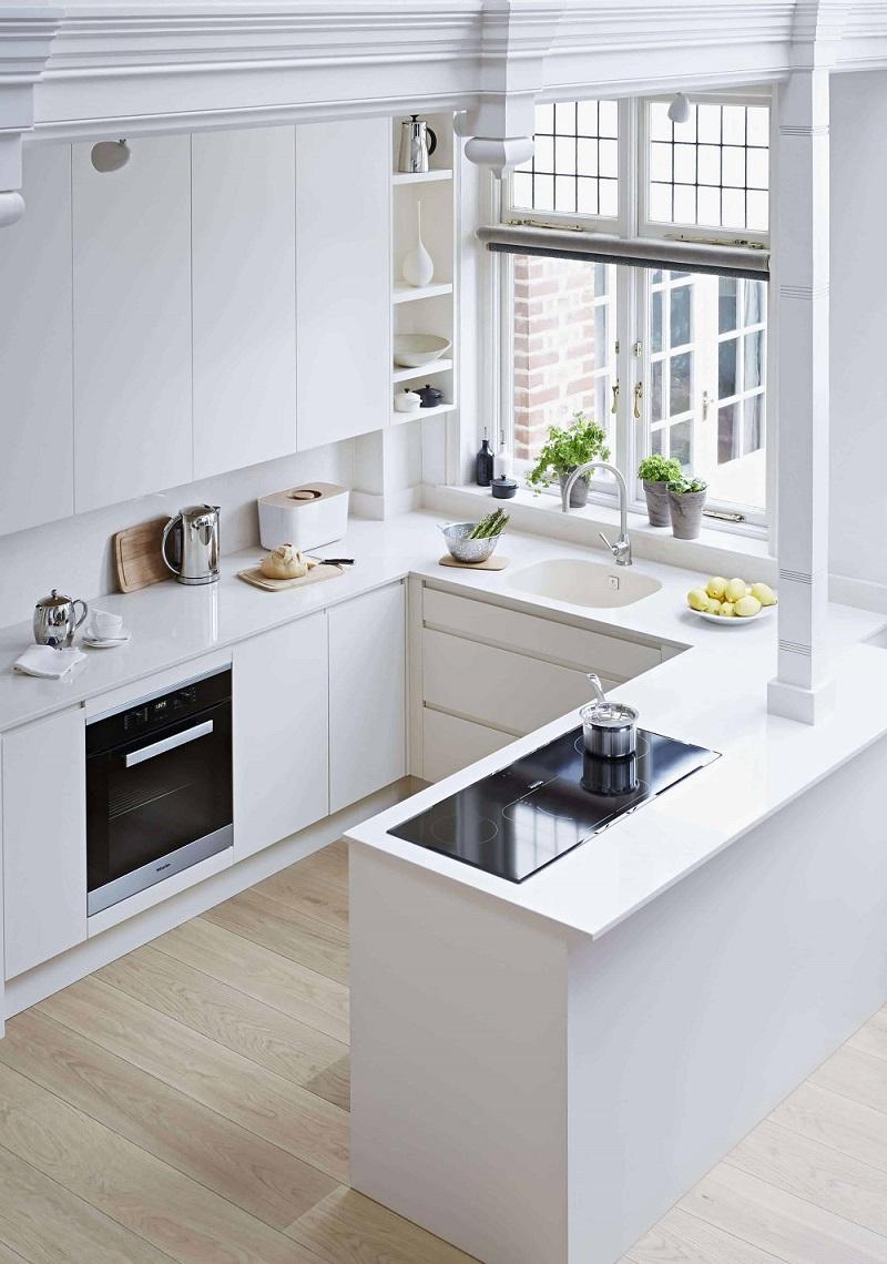 desain dapur minimalis 2x2 1