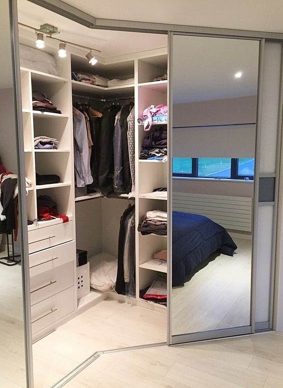 lemari pakaian minimalis L 5