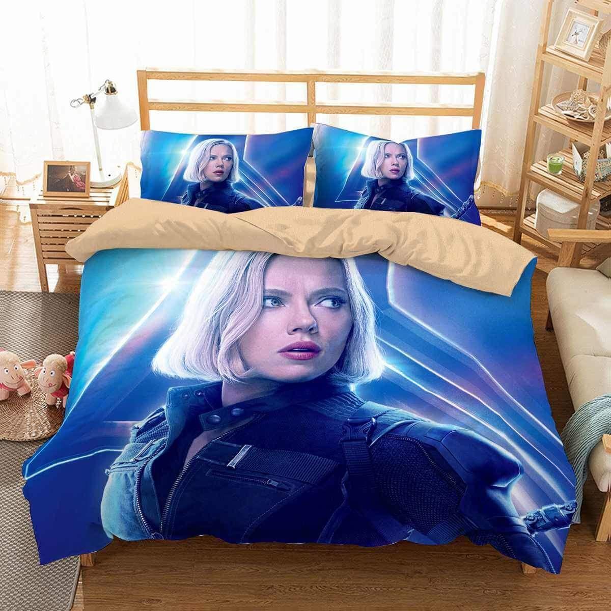 kamar tidur marvel 7